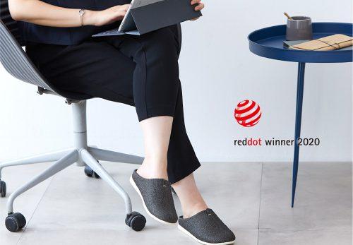 2020年ドイツred dotデザイン賞受賞「room's PLUS」